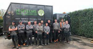 High Elms Team Photo